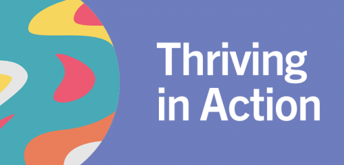 Thriving in Action graphic
