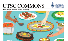 Over of Fall issue of Commons magazine.
