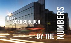 U of T Scarborough By the Numbers.