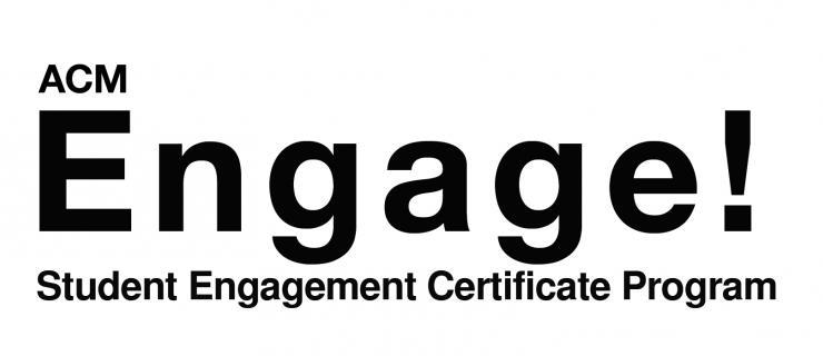 ACM Engage! Student Certificate Program. Get involved with ACM! Explorer