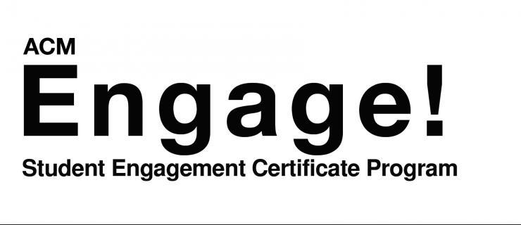 ACM Engage! Student Certificate Program. Get involved with ACM! Leader Roles