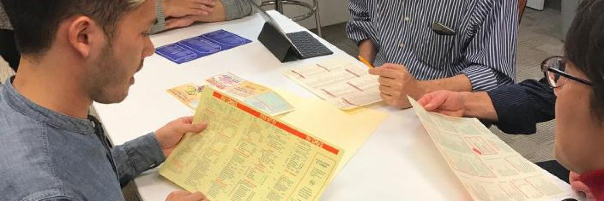 Chinese Menu Archiving