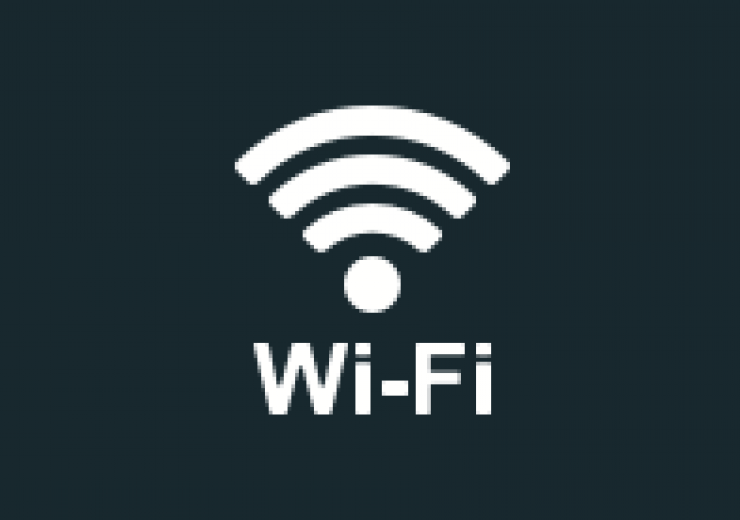 stock image of wifi symbol
