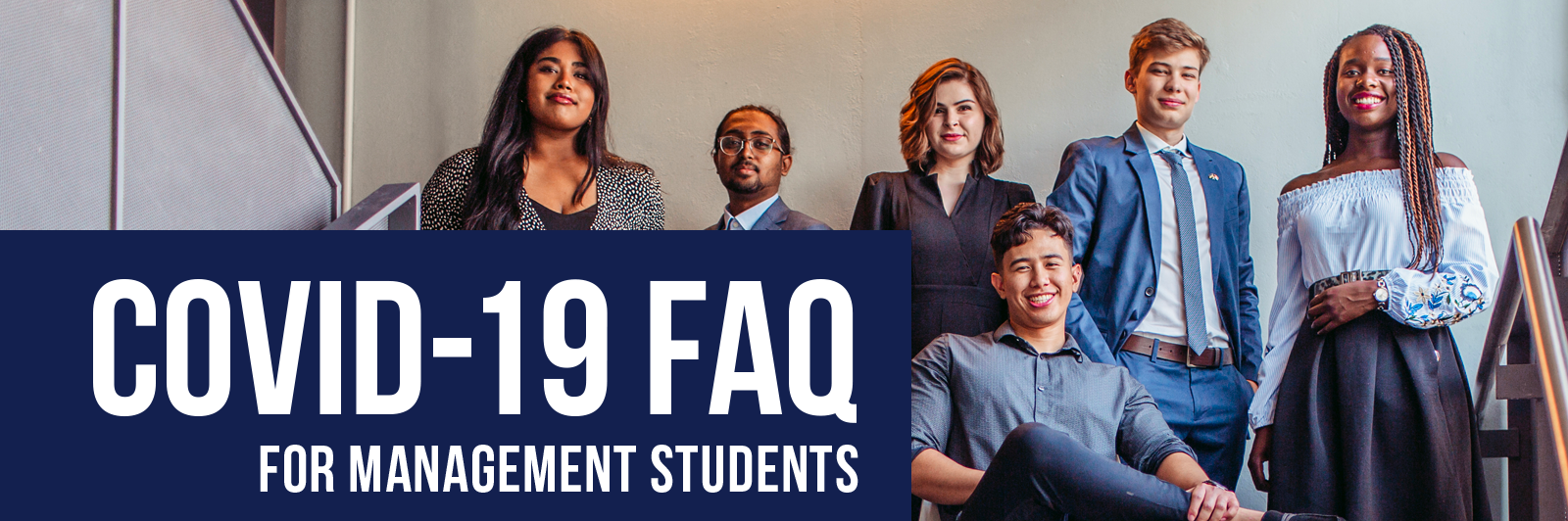 COVID-19 FAQ for Management students