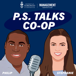 The Official Podcast for Management Co-op Students at U of T Scarborough