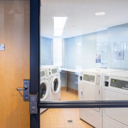 Pay as you go laundry facilities